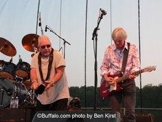 Eric Burden and Hilton Valentine, Winter Haven, Florida 2007.
