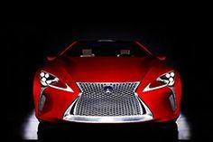 Lexus | LF-LC Hybrid Concept Car