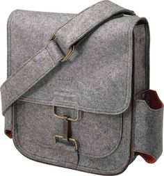 Manly baby bag