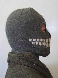 Easy Halloween Yarn Crafts Patterns