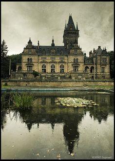Abandoned Schloss...
