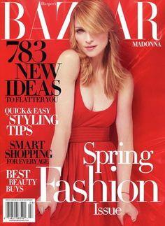 Bazaar March 2006 - Madonna