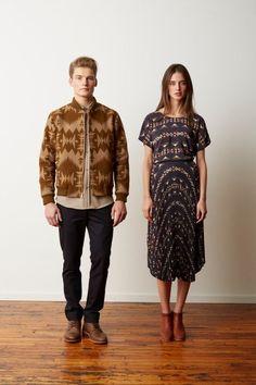 PENDLETON Fall13 shop, pattern, dress shapes, dresses, the dress, fall 2013, fall 13, portland collect, pendleton