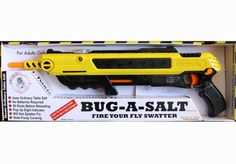 Bug-A-Salt -The Original Salt Gun