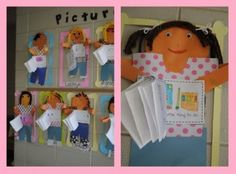 Preschool Back To School Ideas | Back To School All About Me Preschool Lesson Plan and Craft prek craft, self portraits, preschool lessons, about me preschool, preschool class, preschool all about me crafts, preschool lesson plans, preschools, back to school