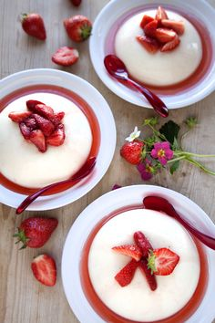 German Vanilla Pudding