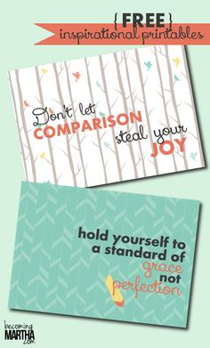 Free Inspirational Printables - Printable Contributor - Organize and Decorate Everything