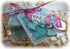 My Creative Moments: Whimsy Stamps November Rubber Stamp RELEASE DAY HOP