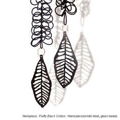 Contemporary Art Jewelry by Marjorie Simon