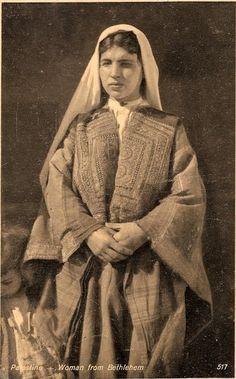 Bethlehem Woman