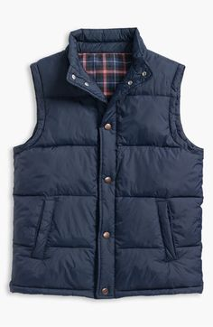 Tucker + Tate Quilted Vest (Little Boys) | Nordstrom