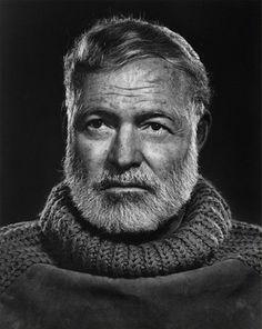 Hemingway #man