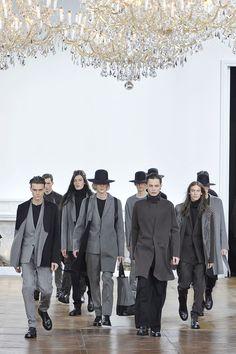 Dior Homme Autumn/Winter 2011
