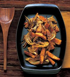 Spiced Winter Squash with Fennel: Recipe: bonappetit.com