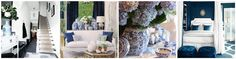 The Enchanted Home.  All About BLUE!