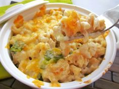 Around the Table: Loving Food in RI & Beyond : Jalapeno Popper Mac & Cheese