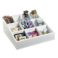 Desktop Cube Storage