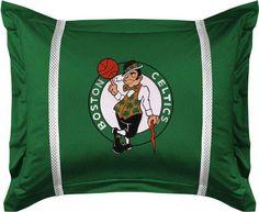 Boston Celtics #NBA pillow sham