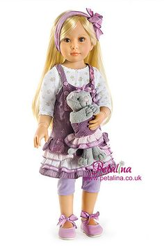 Petalina's best selling doll 2011 - Grace by Kidz 'n' Cats