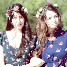 Meet the lovely Las Delailas, hear them out in http://www.youtube.com/watch?v=6Cfq3hYSGq0