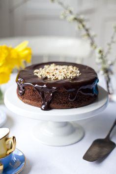 Dark Chocolate Hazelnut Mud Pie (recipe)