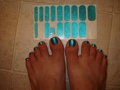 ##nails jamberry fashion design jewelry manicure pedicure nail art nail polish feet hands fingers acrylics sparkly turquoise