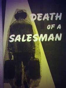 salesman, literatur, death, bookshelf, play, read, chicago, american dreams, arthur miller
