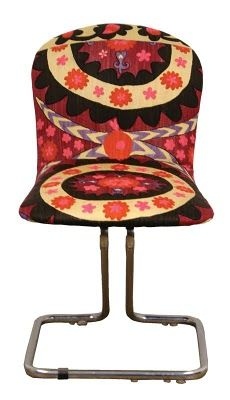 Suzani chair