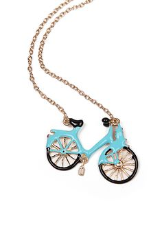 Fashion Vintage New Arrival Bicycle Necklace US$9.00