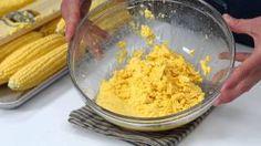 side dishin, cream corn
