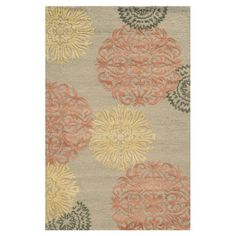 Layla Rug in Pink