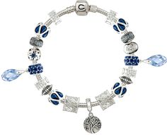 my design for a new blue bracelet -Chamilia at Chamilia.com #Chamilia