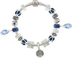 my design for a new blue bracelet -Chamilia at Chamilia.com #Chamilia