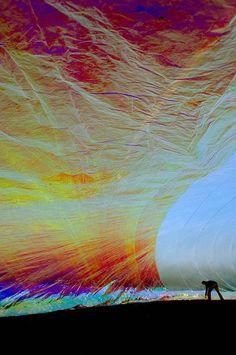 toma saraceno, poetic cosmos, cloud, art installations, blog, rainbow, tomá saraceno, design, solar energy