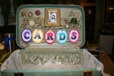 Need Card box idea for my vintage wedding :  wedding 079