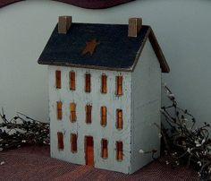 primitive saltbox houses