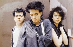 The Cure, 1981