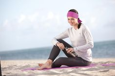 Exercise benefits skin too: Read post here: http://blog.coolibar.com/skin-benefits-from-exercise-too/