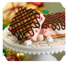Peppermint S'mores