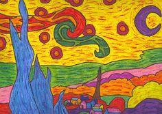 artisticascuola: Stunning Van Gogh!