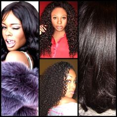 What's Your Flavor? - Wavy, Curly, Kinky Curly or Straight? -    Whatever Your Taste, We Can Satisfy!  - Check out your options - Head over to: https://www.onychair.com/shop/shop-online