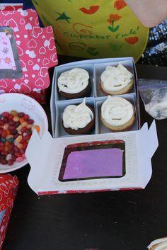 Fancy Cupcake Extravaganza  | CatchMyParty.com