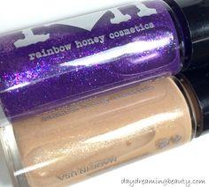 Rainbow Honey Vi and Cafe con Leche - #RainbowHoney October mini mystery bag