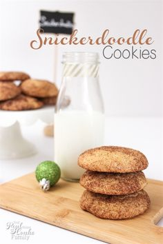 Snickerdoodles are s