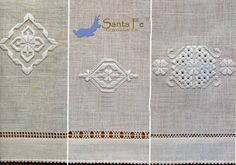○ #Hardanger, #deshilado, orillas de #crochet. ■ Blancos y Ropa elaborados a mano con diseños exclusivos de acuerdo a sus necesidades, en #Algodón 100% ó #Lino 100%.  ○ Hardanger, #openwork, crochet edges.  ■ Artisan Hand #Embroidery samples.  ■ #Linens, Wardrobe, Tableclothes, Napkins, Pillows, Robes,and Uniforms. Designed exclusively for your needs.  ■ Vendemos mayoreo y menudeo para todo el mundo. Contáctenos [Esp.]  ■ We sell wholesale and retail to the whole world. Contact Us [Eng.]  ■ Nous vendons en gros et au détail à tout le monde. Contactez [Fra.]  ■ Noi vendiamo all'ingrosso e al dettaglio a tutto il mondo. Contatto [It.]  ■ Wir verkaufen Groß-und Einzelhandel für die ganze Welt. Kontakt [De.]  ■ 我々は、全世界へ卸•小売販売。連絡 [日本語]  ● © Santa Fe Clothing Co. #Fashion ► Linked In:  http://www.linkedin.com/in/SantaFeClothingCo