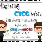 Reading CVCe words can be a tricky skill for students to master. Therefore, I created a packet and a series of lessons to really help your students...