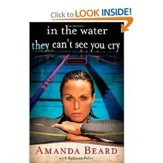 I love Amanda Beard, she was a huge influence on me as a swimmer and this book seems to be brutally honest and insightful and I love that she's opening up about body image and being healthy