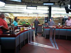 Highlight photos from last Sunday's #GroceryGames