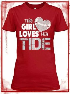 this girl loves her Tide