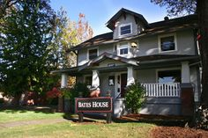 Bates House was named after Dr. Henry Bates and is an administrative office building!